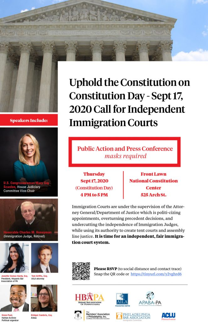 Fair Independent Immigration Court system